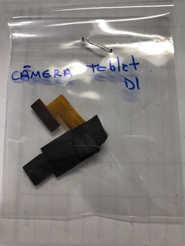 Câmera Tablet Dl
