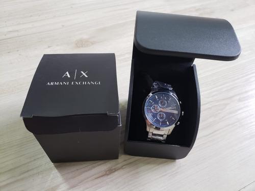 Relógio Armani Exchange Ax2155 - Realmente Original 100%
