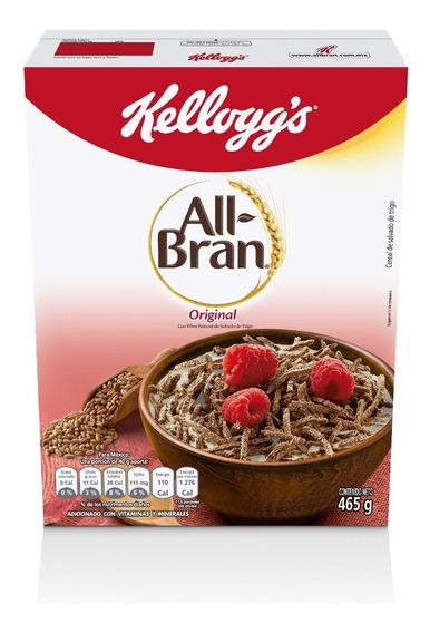 All Bran Original Kellogg´s 465 Grs.