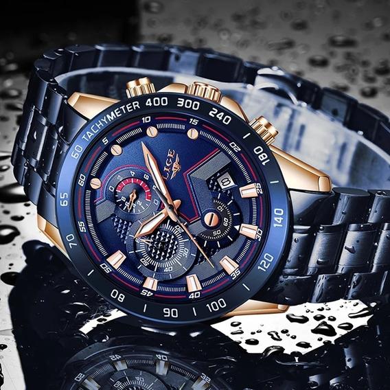 Relógio Original Lige 100% Funcional.