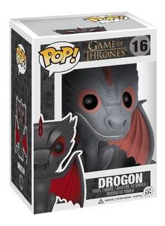 Funko Pop Game Of Thrones 16 Drogon Targaryen Magic4ever