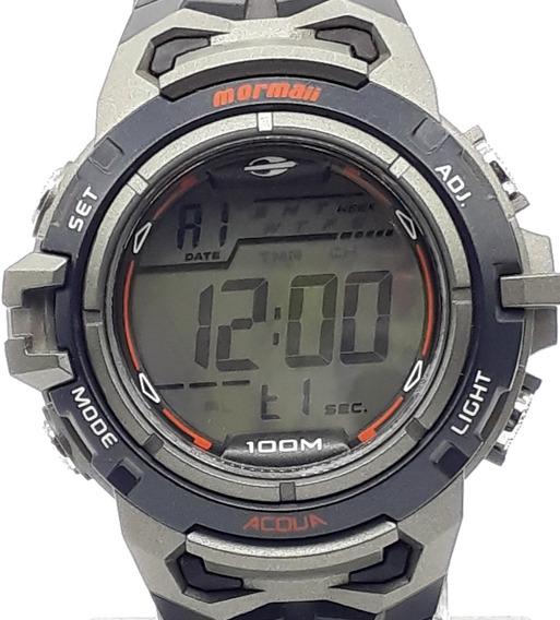 Relógio Unissex Mormaii Digital Esportivo Mo1147a/8c,