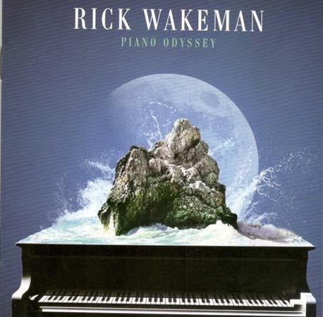Cd - Piano Odyssey - Rick Wakeman