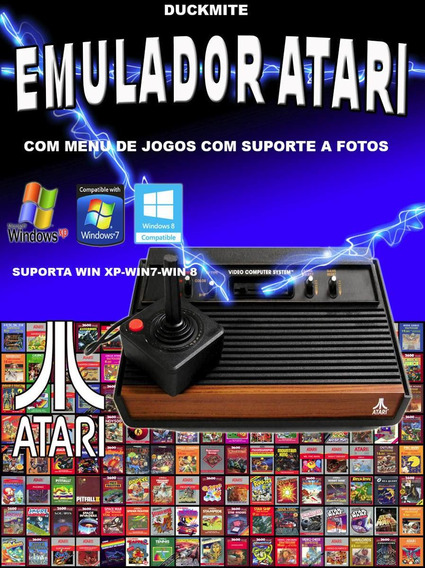 Emulador Do Atari 2600