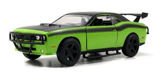 Rapido Y Furioso Dodge Challenger Srt8 N°12 La Nacion