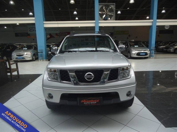Nissan Frontier Le Cd 4x4 Ted 2.5 4p Automatico