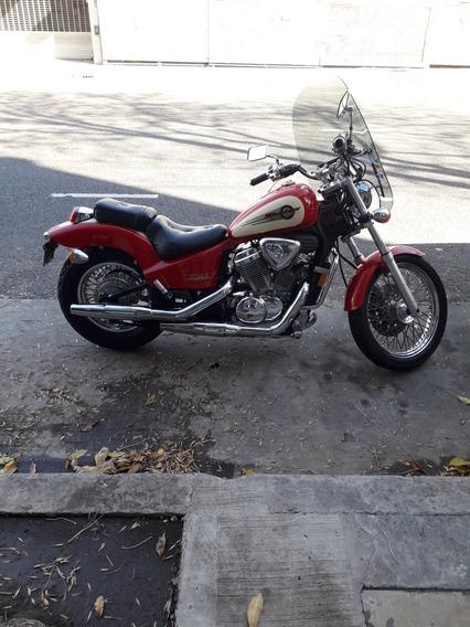 Honda Honda Shadow Vlx 600