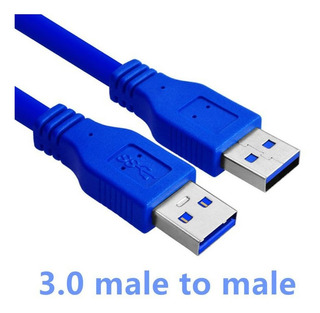 Kit 21un Cabo Usb 3.0 Macho X Usb 3.0 Macho 3mt Us3.0-aa-3