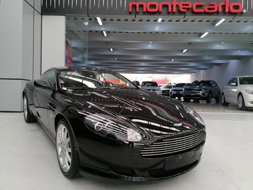 Imagen 1 de 9 de Aston Martin Db9 2006 Negro
