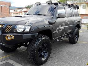 Nissan Patrol Grx Awd - Automatico