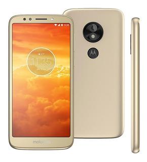 Motorola E5 Play (android Go Edition) 16 Gb Dourado
