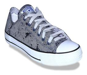 Tênis Converse All Star Ct As Ox-tecido Original- Lindos!!