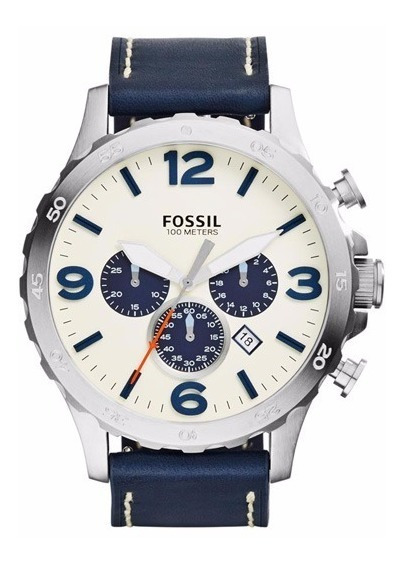 Relógio Masculino Fossil Jr1480 0an Analógico
