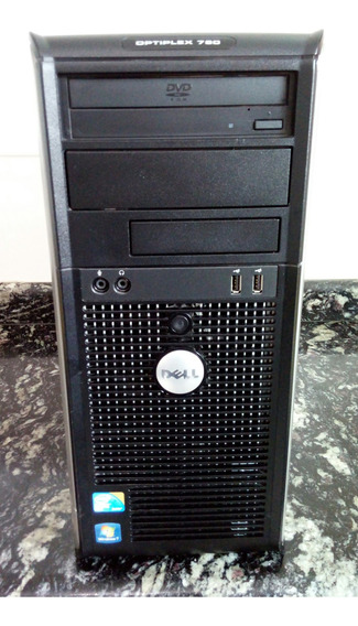 Cpu Dell Optiplex 780 Torre Core 2duo E8600 3.33ghz 2gb 250g