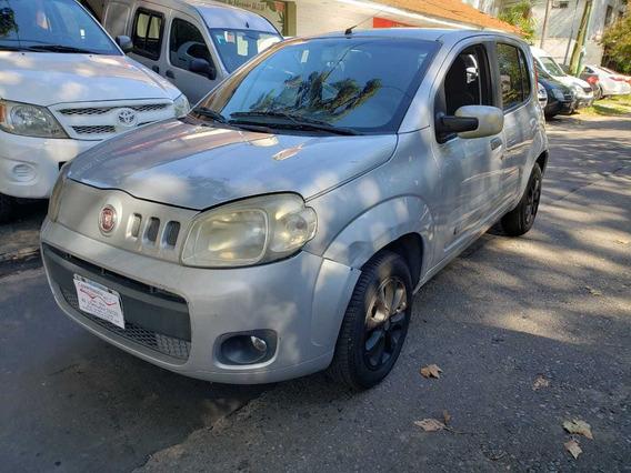 Fiat Uno 1.3 Fire Way 2010 Anticipo Mas Cuotas Pto