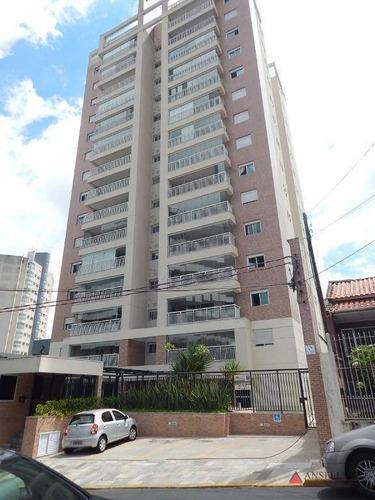 Imagem 1 de 30 de Cobertura Com 3 Dormitórios À Venda, 190 M² Por R$ 1.250.000,00 - Centro - São Bernardo Do Campo/sp - Co0060