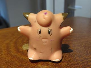 Muñeco Pokemon Clefairy Nintendo