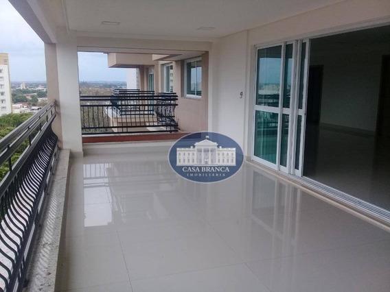 Apartamento Residencial À Venda, Centro, Araçatuba. - Ap0666