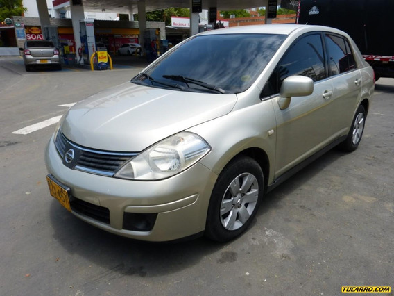 Nissan Tiida At 1800cc