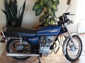 Honda Cg 125 1976/1977
