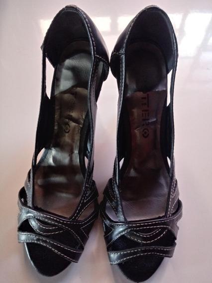 Sandalia De Salto Alto Feminino Da Marca Bottero