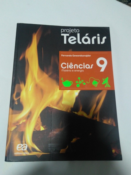 Projeto Telaris Ciências 9 Ano