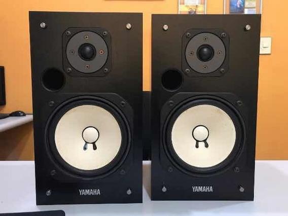Caixas Yamaha Ns10 Monitor De Estúdio