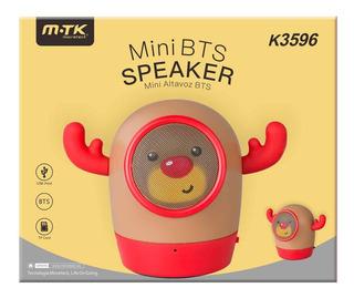 Parlante Portatil Bluetooth Mini Monster Mtk K3596