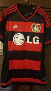 Jersey Bayer Leverkusen Profesional adidas 2015