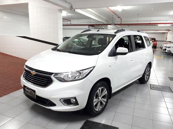 Chevrolet Spin Ltz 1.8 Flex Automática 7 Lugares 2019 Branca