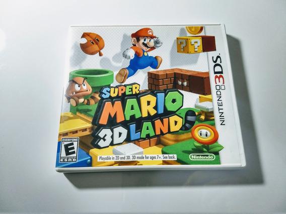 Super Mario 3d Land 3ds - Nintendo 3ds - Impecável !!!