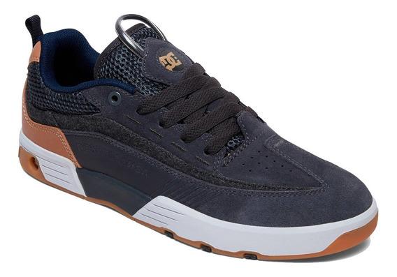 Tenis Dc Shoes Hombre Legacy 98 Slim Casual Cómodo Moderno