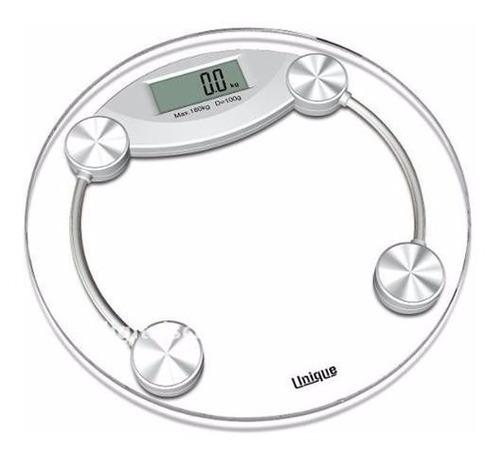 Peso Balanza Digital Baño (cristal) Soporta 180 Kg Ojo 180kg