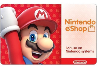 Store Nintendo Eshop 3ds Wii U Switch Wallet
