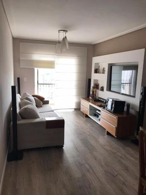Apartamento Com 2 Dormitórios À Venda, 72 M² Por R$ 530.000 - Mandaqui - São Paulo/sp - Ap4505