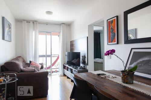 Apartamento À Venda - Vila Campestre, 2 Quartos,  53 - S892964024