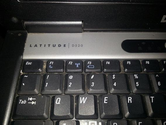 Laptop Dell Latitude D520 Para Reparar O Repuestos