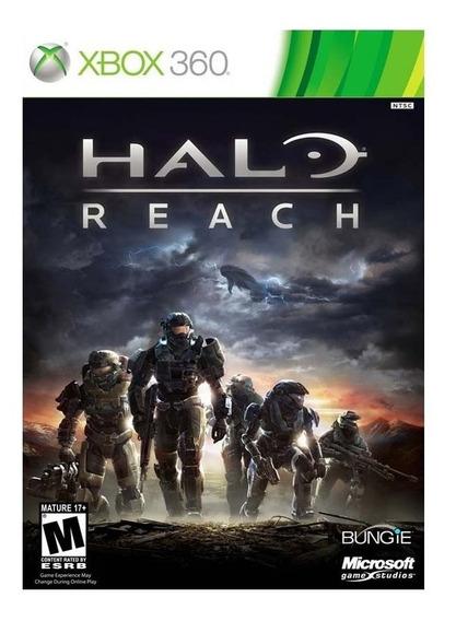 Jogo Original Xbox 360 Halo Reach Fisico Pronta Entrega