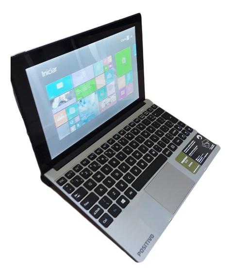 Notebook Tablet Positivo Zx3015 T 2 Em 1 16gb 1 Gb De Ram