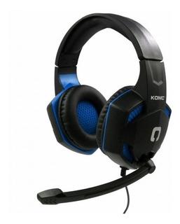 Audifono Gamer Microfono Headset Pc Laptop Gaming Black Fri