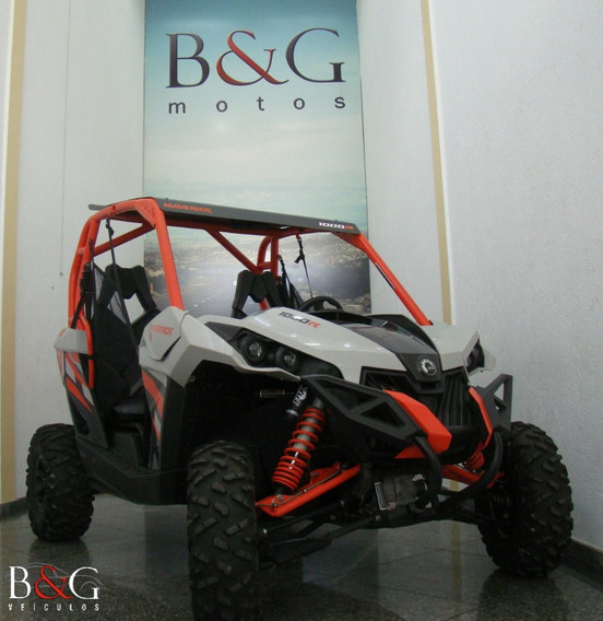 Buggy Brp Can-am Ssv Maverick 1000r - 2017