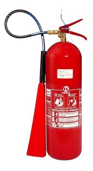 Extintor De Incendio Co2 6 Kg Novo S/ Juros