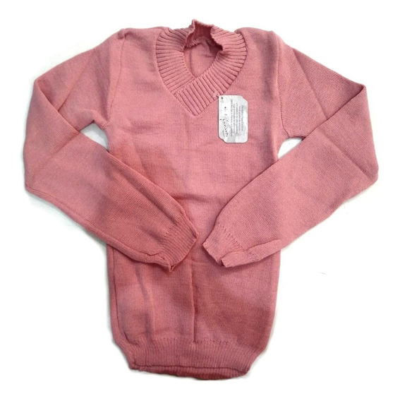 Blusa Suéter Lã Feminino