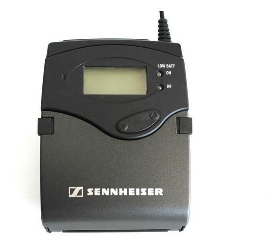 Receptor Sistema Sem Fio Sennheiser Ek 2000-aw 516-558 Mhz