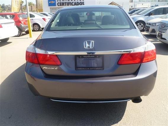 Honda Accord Sedan Exl 2014