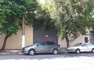 Galpão Para Alugar Por R$ 21.000/mês - Cambuci - São Paulo/sp - Ga0061