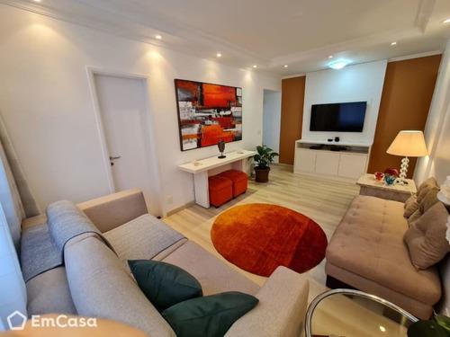 Imagem 1 de 10 de Apartamento À Venda Em São Paulo - 20416