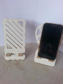 Suporte Mesa Celular Smartphone Dock Carregador