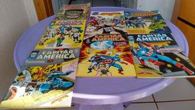 Lote Guerras Secretas 2 - Hulk 80, Ghm 27 E Capitão América