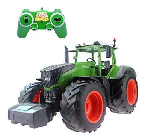 Fistone Rc Truck Farm Tractor 2.4g 1:16 High Simulation Scal